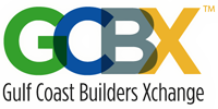The Gulf Coast Builders Exchange logo